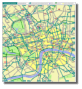 Cycle Route Map Central London
